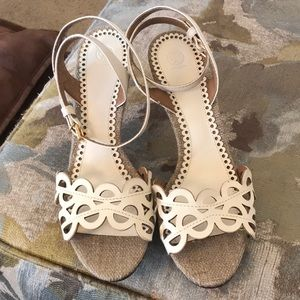 Tory Burch Strappy Heel Sandals